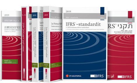 Translated IFRS Standards 2018
